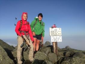 Mt. Adams Summit