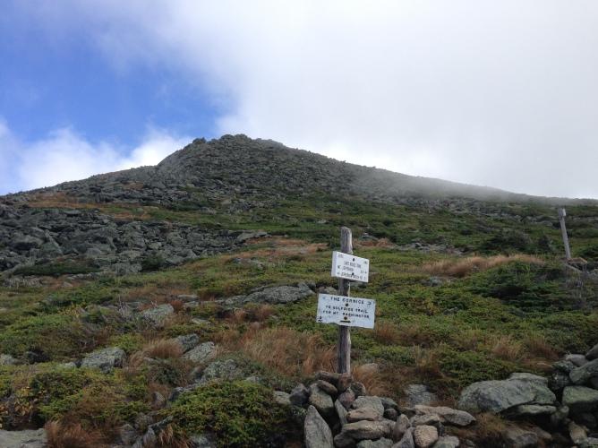 Mount Jefferson #25, Caps Ridge